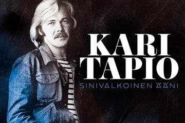 Kari Tapio-Sinivalkoinen Ääni